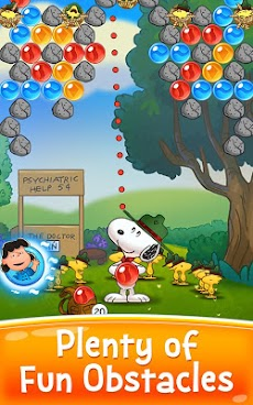 Bubble Shooter: Snoopy POP! - Bubble Pop Gameのおすすめ画像2