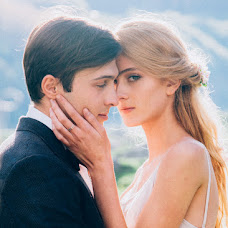 Wedding photographer Ekaterina Kolomarova (katesalat). Photo of 02.02.2017