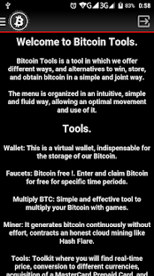 Bitcoin Tools- screenshot thumbnail