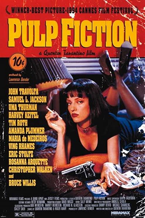 Pulp Fiction, Director Quentin Tarantino