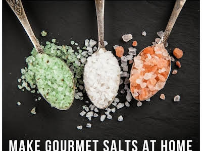 Make Gourmet Salts at Home