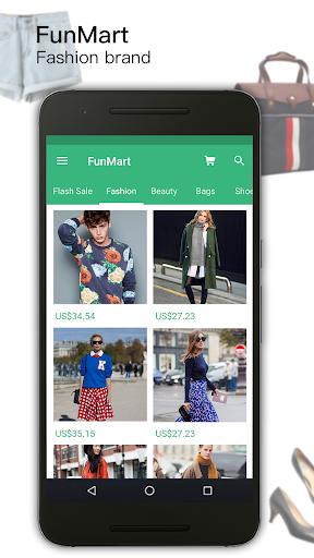 FunMart Shopping screenshot 1