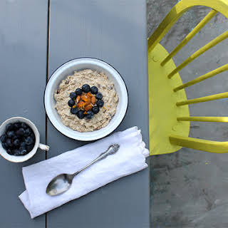 Elinor's Pedal Power Bircher Muesli.