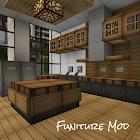 Funiture Mod For Minecraft PE