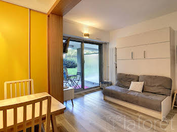 Studio meublé 22,33 m2