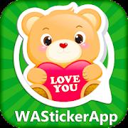 "wa Stickers for WhatsApp ("" waStickerApps 2019"")"