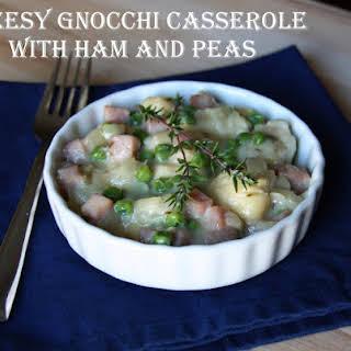 Cheesy Gnocchi Casserole.