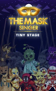 The Mask Singer - Tiny Stage- screenshot thumbnail
