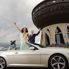 Wedding photographer Andrey Svadebnik (svadebnik). Photo of 08.06.2018
