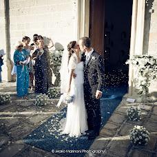 Wedding photographer Mario Marinoni (mariomarinoni). Photo of 08.12.2015