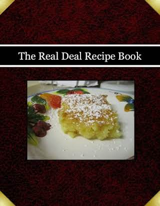 The Real Deal Recipe Book