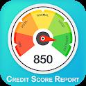Credit Score Report Check: Loan Credit Score icon
