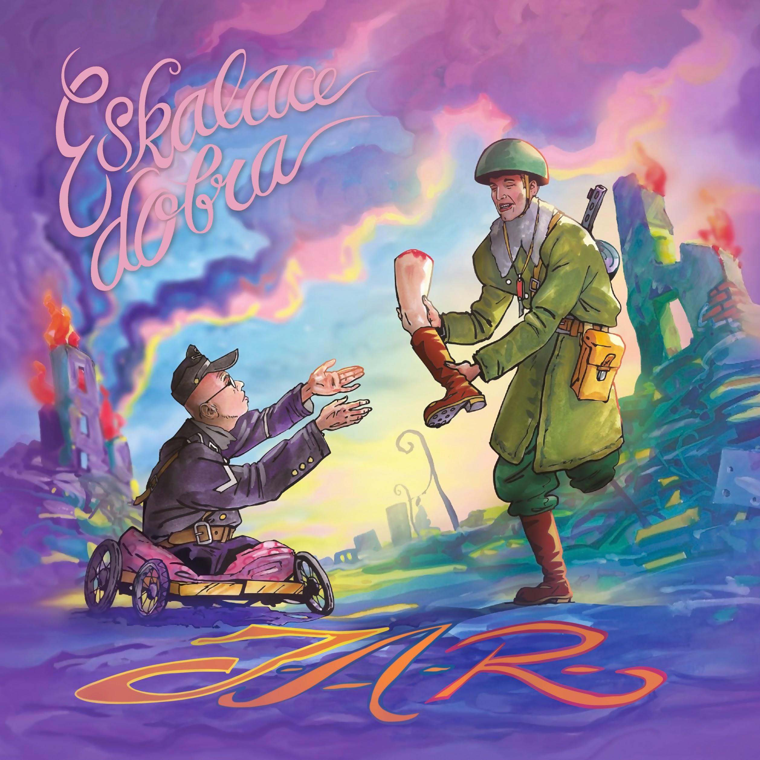 Album Artist: J.A.R. / Album Title: Eskalace dobra