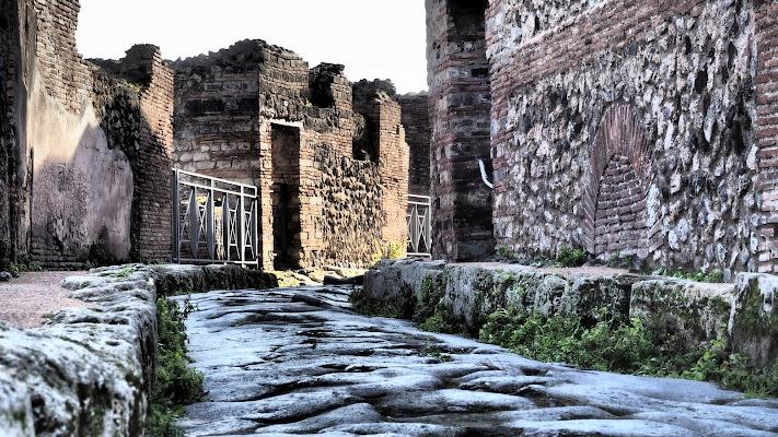 Pompei Vs Vulcano di FastIbra