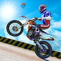 Bike Stunt Racing: Impossible Tracks Race 2021 icon