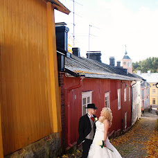 Wedding photographer Hannele Luhtasela (luhtasela). Photo of 15.02.2014
