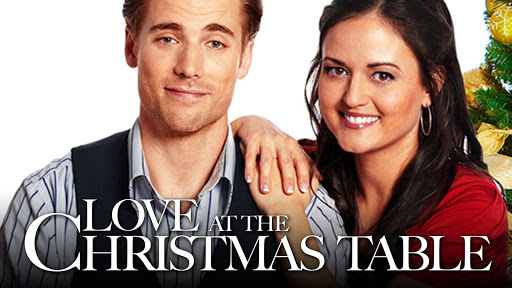 Love At The Christmas Table Full Movie Photos Table And Pillow
