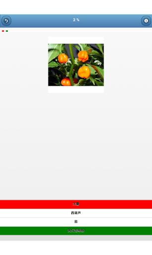 玩免費益智APP|下載蔬菜 - 测验 app不用錢|硬是要APP