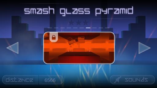 Smash Glass Pyramid  screenshots 13