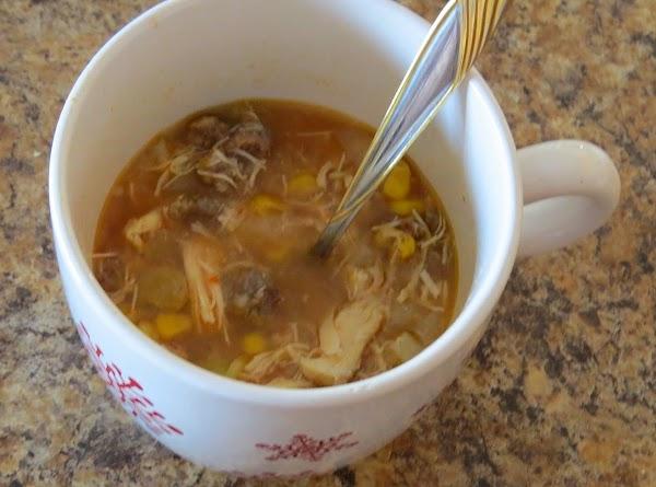 Chowning's Tavern Brunswick Stew Recipe