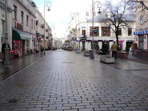 Photo: Ulica Sienkiewicz-Kielce
