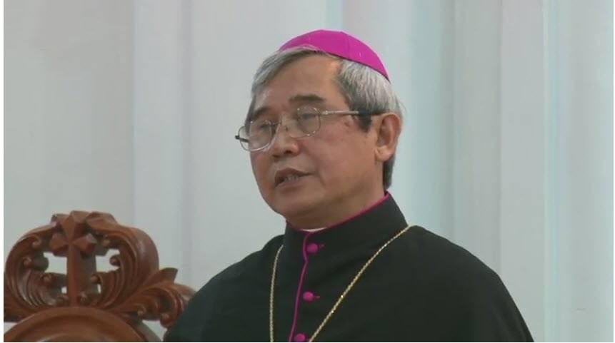 Nghi thức Tuyên thệ của Đức Tân Giám mục Luy Nguyễn Anh Tuấn - Ảnh minh hoạ 13