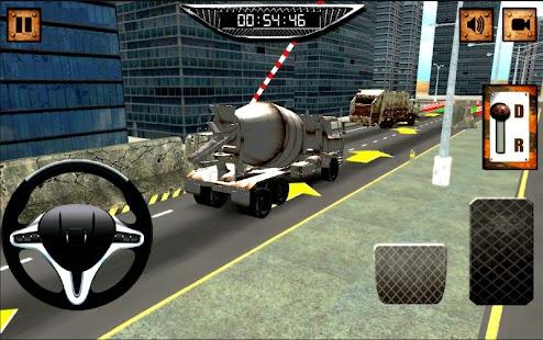Construction-Truck-3D 2