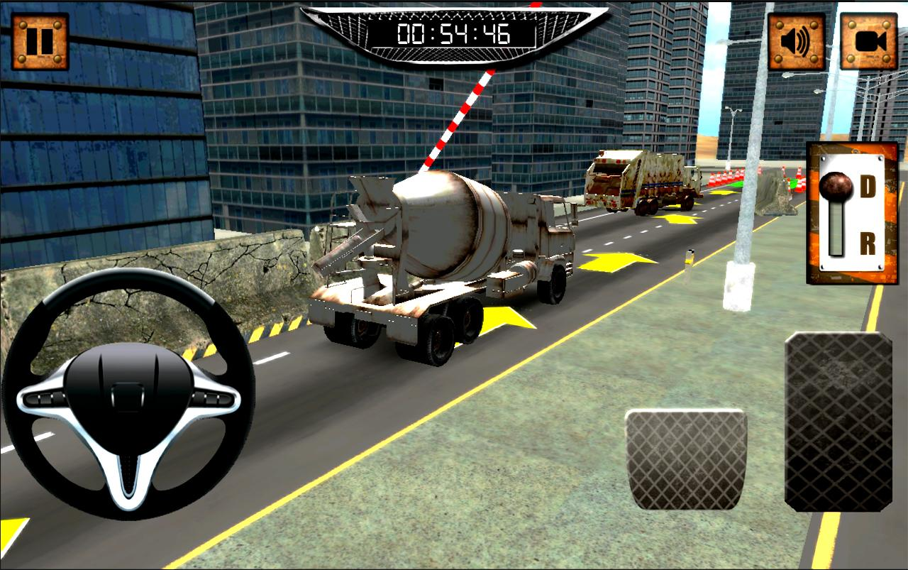 Construction-Truck-3D 20