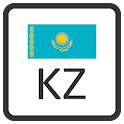 Regional Codes of Kazakhstan icon