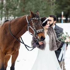 Wedding photographer Darya Voronina (Aniva1935). Photo of 30.12.2015