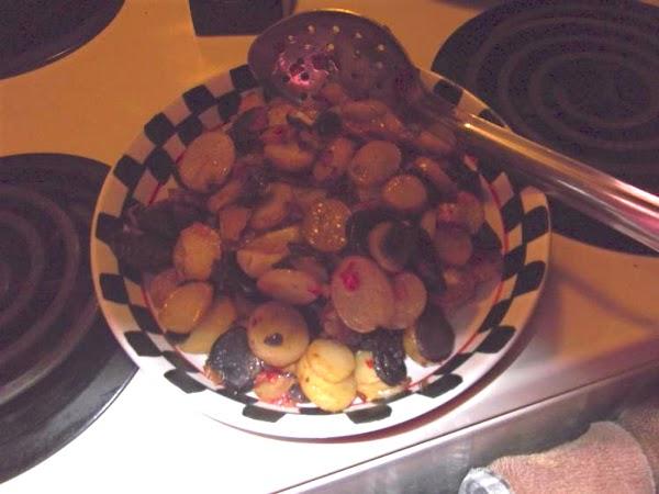 Ali's Fried Taters Recipe