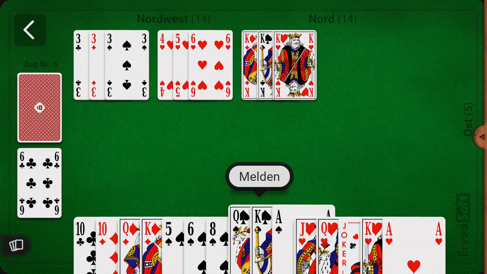 kartenspiele gratis spielen
