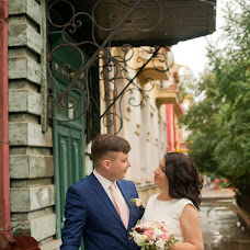 Wedding photographer Valentina Pisarenko (LoveValentinka). Photo of 14.11.2016