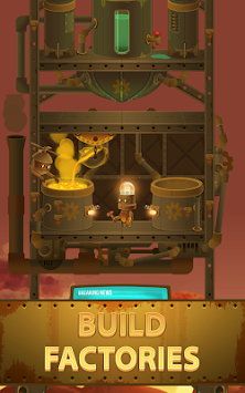 Deep Town: Mining Factory apk screenshot