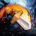 Divine Blade : Magic & Wizard Rampage Defense icon