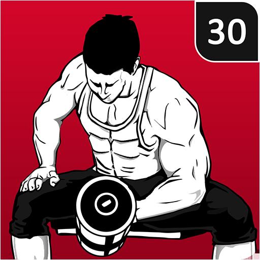 Gym Workout Free - 30 Days Gym Trainer
