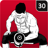 Gym Workout Free - 30 Days Body Fitness