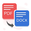 PDF to Word converter 2021 – Convert PDF to Doc icon