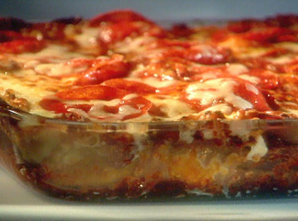 Pepperoni Lasagna Recipe