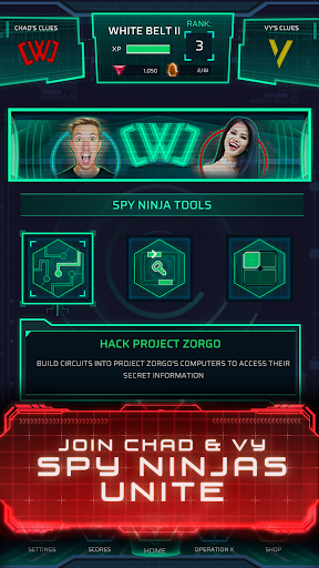 Spy Ninja Network - Chad & Vy