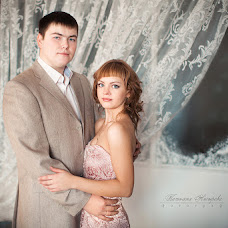 Wedding photographer Tatyana Nosyreva (Masya-Tanya). Photo of 12.12.2015