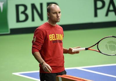 """Le nouveau job de Steve Darcis à Wimbledon: """"Une forme de reconnaissance"""""""