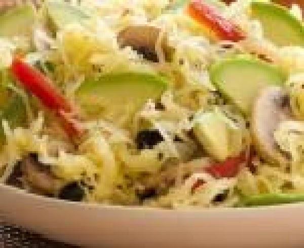 Not Pasta Salad Recipe