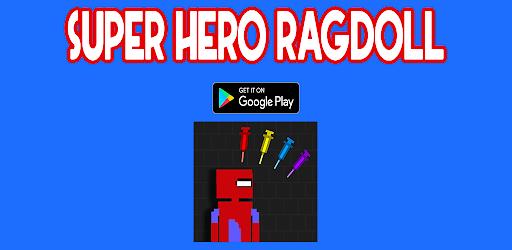 Superheroes Playground: Human Ragdoll screenshot 3