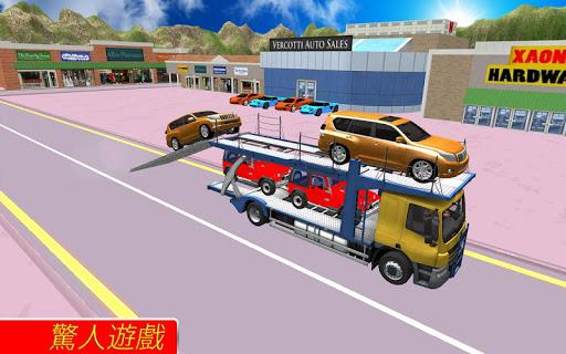 運輸 卡車司機 駕駛 自由