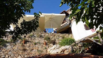 Photo: Hayati coffee bar from below