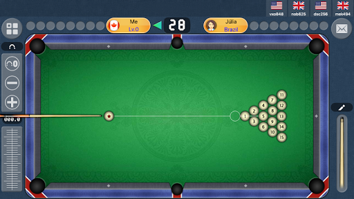 russian billiards - Offline Online pool free game filehippodl screenshot 2