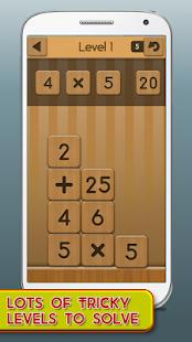 Math Blaster - náhled