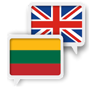 App Icon for Lithuanian English Translate App in Czech Republic Google Play Store