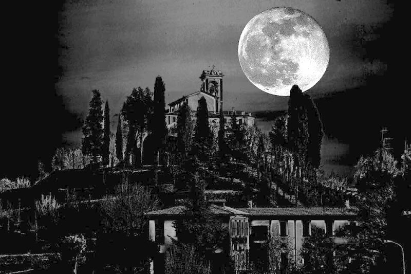Grande luna di Amar.anto